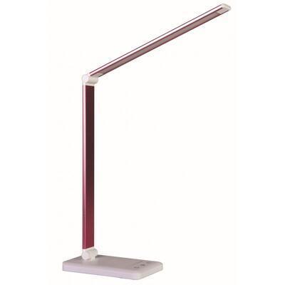 LED stolní lampa L2250 SANDY 5,5W/380lm růžová stmívatelná
