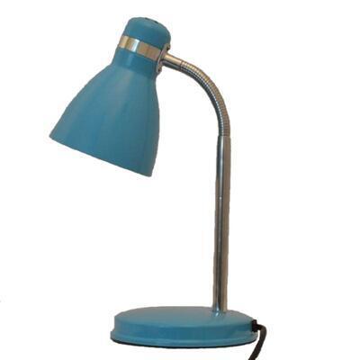 Lampička 604.007 modrá NIPEKO vč. PHE