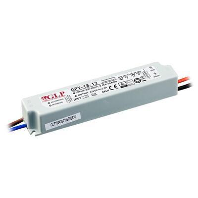 Trafo pro LED GPV-18-12 1,5A IP67