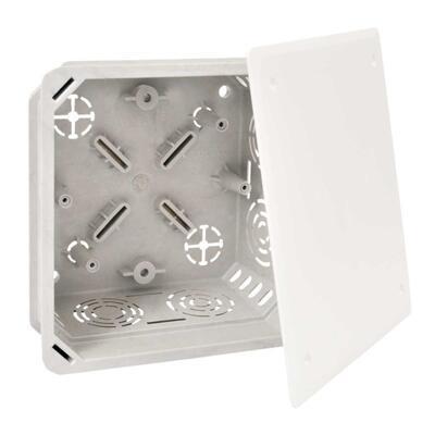 Krabice odbočná KO 100E šedá