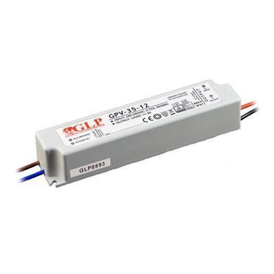 Trafo pro LED GPV-35-12 3A IP67